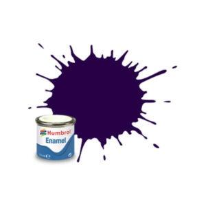 Humbrol 68 Gloss Purple 14ml Enamel Tinlet