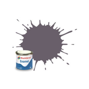 Humbrol 79 Matt Blue Grey 14ml Enamel Tinlet