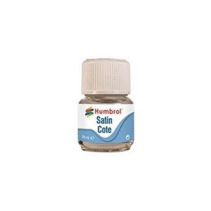 Humbrol AC5401 Satin Cote 28ml Bottle