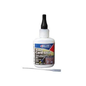 Deluxe Materials Rocket Card Glue 50ml Bottle