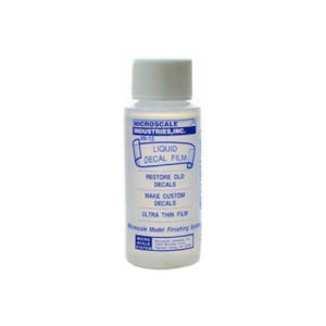 Microscale Liquid Decal Film 1oz Bottle