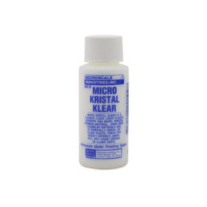 Microscale Kristal Klear 1oz Bottle