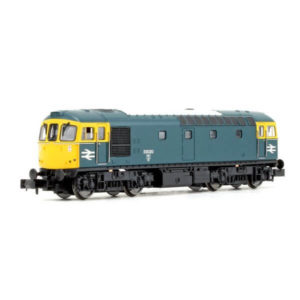 Dapol 2D-001-005 Class 33/0 33020 BR Blue with Full Yellow Ends