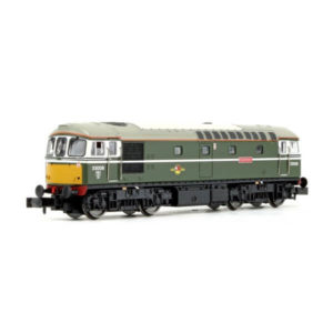 Dapol 2D-001-006 Class 33/0 33008 'Eastleigh' BR Green with Small Yellow Panel