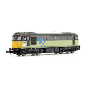 Dapol 2D-001-007 Class 33/0 33042 BR Railfreight Construction Sector