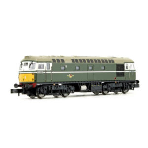 Dapol 2D-028-002 Class 26 D5310 BR Green with Small Yellow Panel (Preserved)