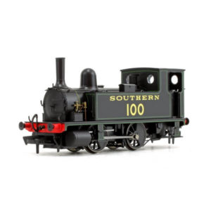 Dapol 4S-018-008 Class B4 0-4-0T 100 Southern Railway Lined Black