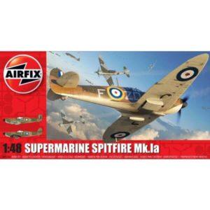 Airfix A05126A Supermarine Spitfire Mk.1a 1/48 Scale