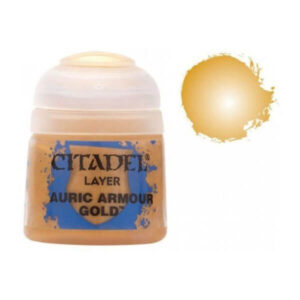 Citadel Auric Armour Gold Paint 12ml