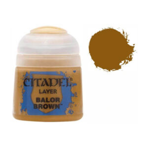 Citadel Balor Brown Paint 12ml