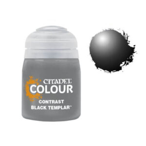 Citadel Black Templar Paint 18ml