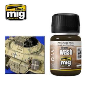 Mig Washes MIG1001 Afrika Korps Wash