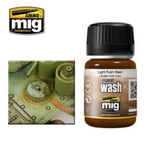 Mig Washes MIG1004 Light Rust Wash
