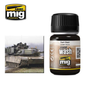 Mig Washes MIG1008 NATO Camouflage Vehicle Wash