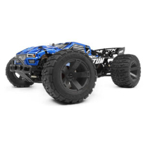Maverick 150105 Quantum XT 1/10 4WD RTR Brushed Electric Truck Blue