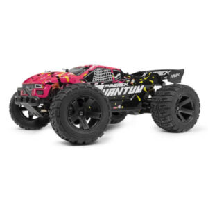 Maverick 150106 Quantum XT 1/10 4WD RTR Brushed Electric Truck Pink