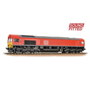Bachmann 32-734BSF Class 66/0 66117 DB Cargo DCC Sound Fitted