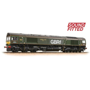 Bachmann 32-983SF Class 66 66779 'Evening Star' GBRF DCC Sound Fitted