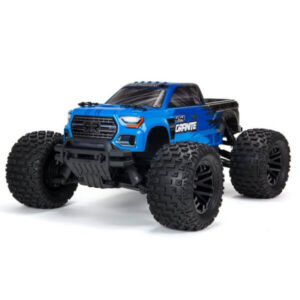 ARRMA ARA4202V3IT Granite 4×4 Mega 550 SLT3 Brushed Monster Truck