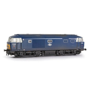 EFE Rail E84004 Class 35 Hymek 7056 BR Blue with Small Yellow Panels Weathered