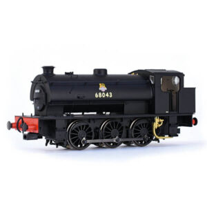 EFE Rail E85002 J94 Saddle Tank 68043 BR Black with Early Crest