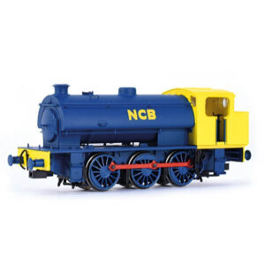 EFE Rail E85003 J94 Saddle Tank No.19 NCB Blue & Yellow