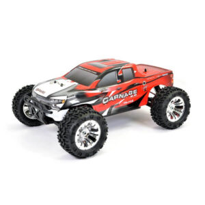 FTX 5537R Carnage 2.0 1/10 4WD RTR Brushed Electric Truck Red