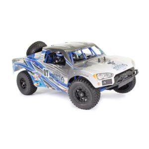 FTX 5556B Zorro 1/10 4WD Brushed Trophy Truck Blue