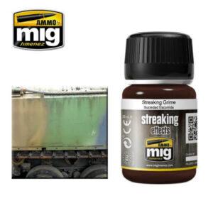 Mig Washes MIG1203 Streaking Grime