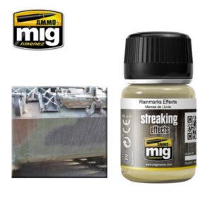 Mig Washes MIG1208 Rainmarks Effects