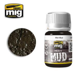 Mig Textures MIG1705 Wet Mud