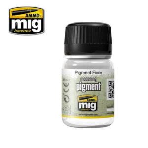 Mig Pigments MIG3000 Pigment Fixer