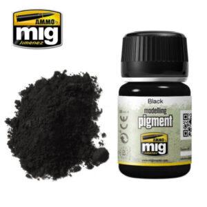 Mig Pigments MIG3001 Pigment Black