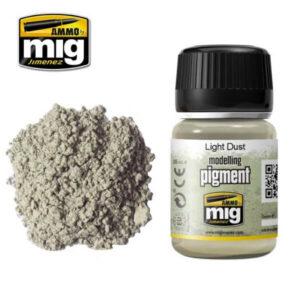 Mig Pigments MIG3002 Pigment Light Dust