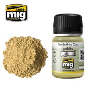 Mig Pigments MIG3003 North Africa Dust