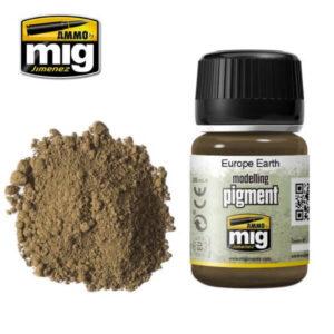 Mig Pigments MIG3004 Europe Earth