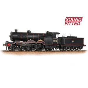Bachmann 31-921ASF Class H2 Atlantic 32425 'Trevose Head' BR Lined Black Early Crest DCC Sound Fitted