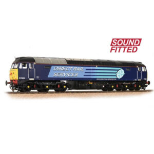 Bachmann 32-754ASF Class 57/0 57009 DRS Compass (Original) DCC Sound Fitted