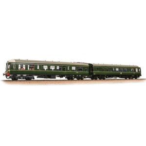 Bachmann 32-900C Class 108 2-Car BR Green with Speed Whiskers
