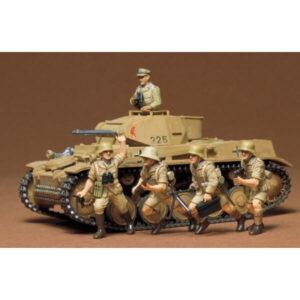 Tamiya 35009 Panzerkampfwagen II Ausf F/G 1/35 Scale