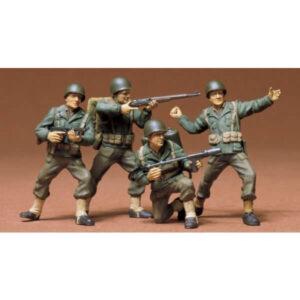 Tamiya 35013 U.S. Army Infantry 1/35 Scale