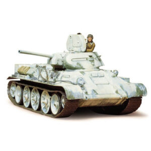 Tamiya 35049 T34/76 1942 Production Model 1/35 Scale