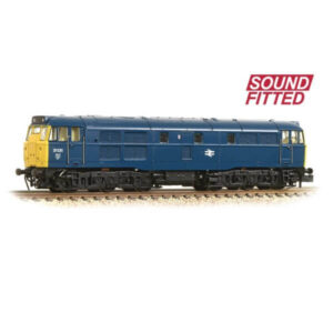 Graham Farish 371-112ASF Class 31 31131 BR Blue DCC Sound Fitted