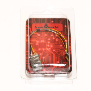 Train-O-Matic 02010207 Lokommander II Mini Wired 6 Pin DCC Decoder