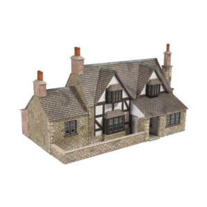 Metcalfe Models PO267 Town End Cottage