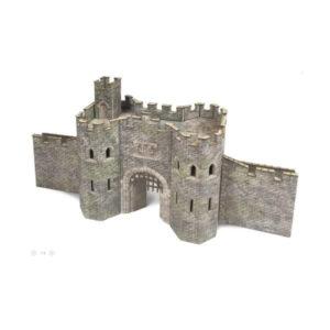 Metcalfe Models PO291 Castle Gatehouse