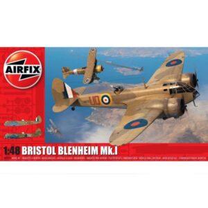 Airfix A09190 Bristol Blenheim Mk.1 1/48 Scale