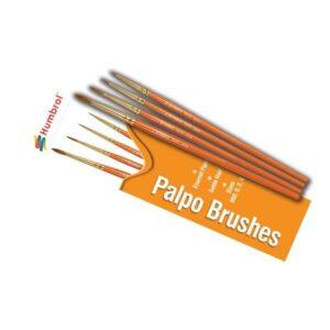 Humbrol AG4250 Palpo Brush Set