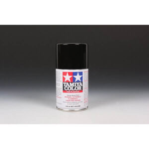 Tamiya 85014 TS-14 Gloss Black Spray 100ml