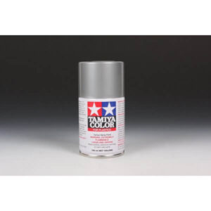 Tamiya 85017 TS-17 Gloss Aluminium Spray 100ml